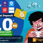 Slot Deposit Gopay 10.000
