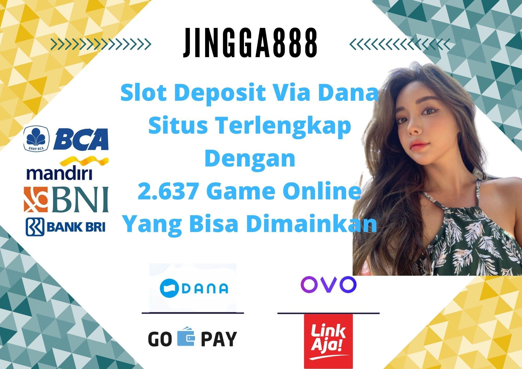 wesbite slot resmi deposit link aja